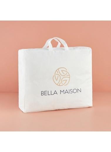 Bella Maison Microfiber Yorgan Çift Kişilik Beyaz